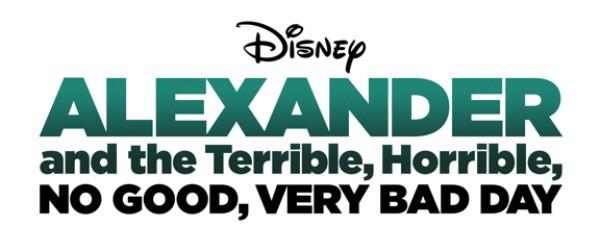 Alexander Disney Giveaway
