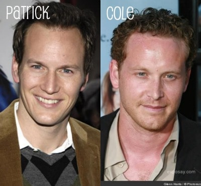 Cole Hauser and Patrick Wilson