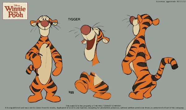 How-To-Draw-Tigger-Basic