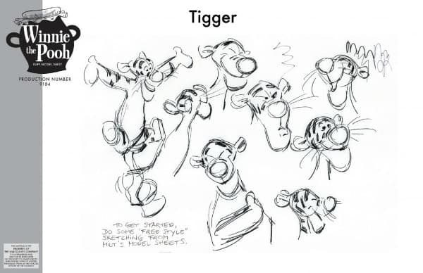 How-To-Draw-Tigger