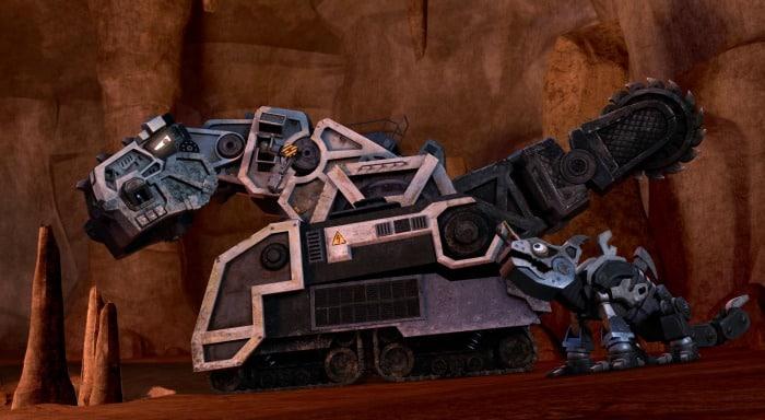 Season 2 of Dinotrux