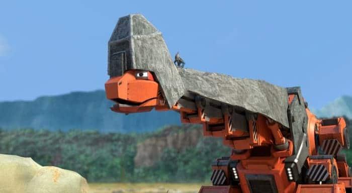 Skya Season 2 of Dinotrux