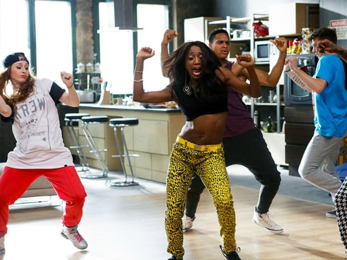 SwitchSteps Dance Crew High Strung Movie