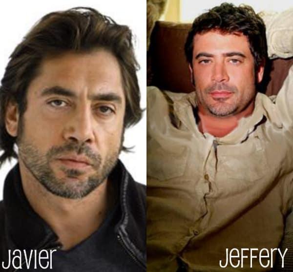 Javier Barden and Jeffery Dean Morgan